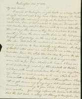 Letter to Eunice Todd Crafts, December 7, 1819