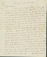 Letter to Eunice Todd Crafts, April 30, 1820