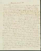 Letter to Eunice Todd Crafts, December 3, 1820