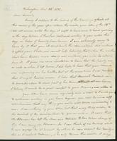 Letter to Samuel P. Crafts, December 24, 1821