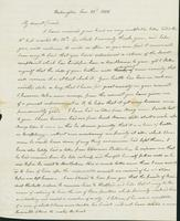 Letter to Eunice Crafts, January 22, 1825