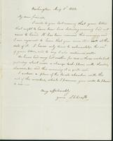 Letter to Nathan and Mary Hill, August 1, 1842