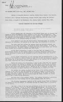 Changing Embargoes for National Defense, October 16, 1939.