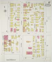 Burlington 1906, sheet 17