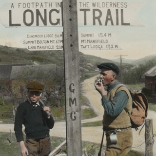 Long Trail Photographs